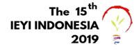 世界青少年発明工夫展(インドネシア)に出展!