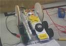 モーターとゴムで動くハイブリッドカー�